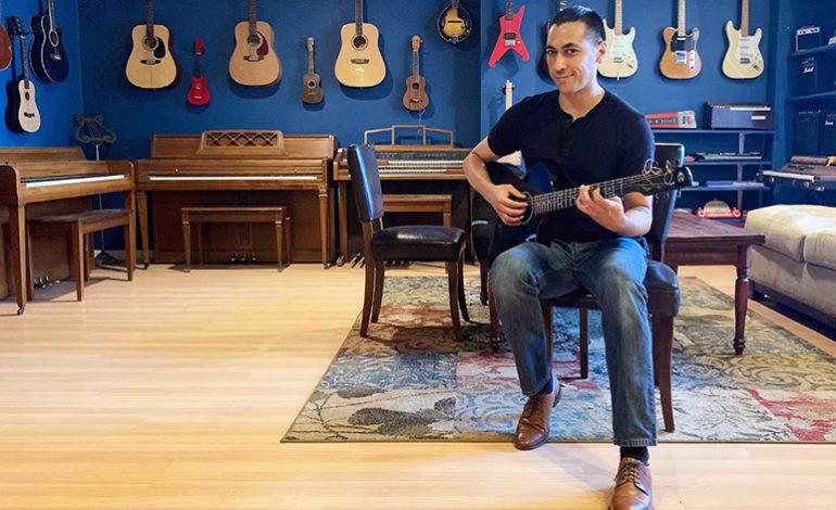 Nick Ghanbari – Musician and Educator